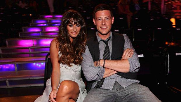 Glee-cast herdenkt overleden Cory Monteith