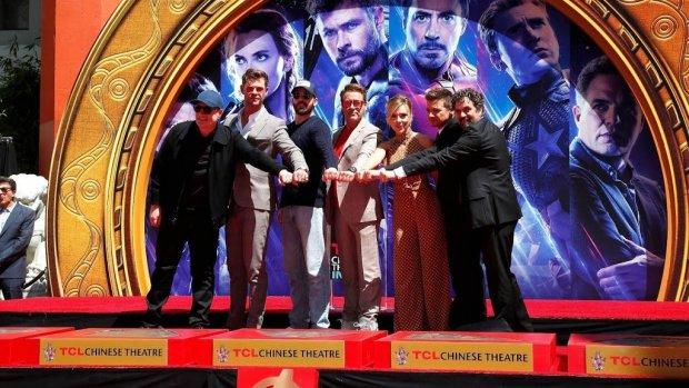 Avengers: Endgame nog maar 7 miljoen verwijderd van record