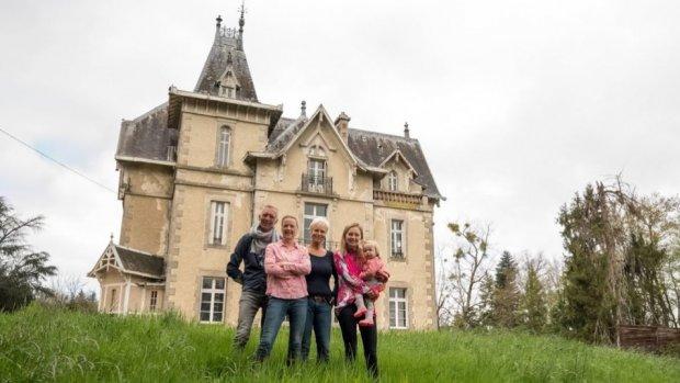 Even kijken bij Chateau Meiland zit er niet in
