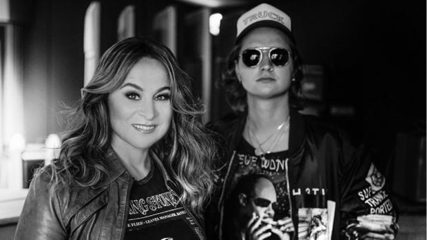 Jett Rebel ontmoet muzieklegendes dankzij Trijntje