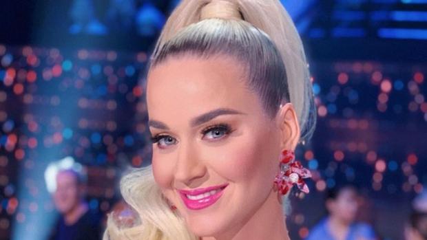 Hint Katy Perry op zwangerschap?