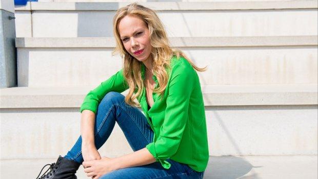 Nicolette Kluijver heeft heimwee