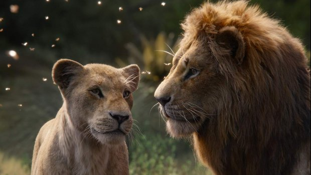 The Lion King ook in Nederland in premiere