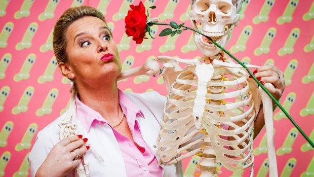 Martine Sandifort wilde Dr. Corrie in buitenland zelf spelen