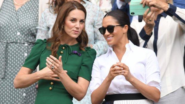 'Meghan en Kate zijn een stuk closer geworden'