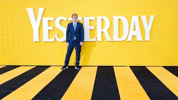 Ed Sheeran breekt weer record op Spotify