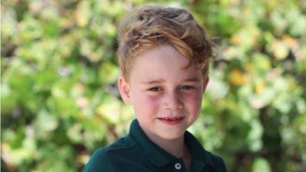 Prins George krijgt magisch themafeestje voor verjaardag