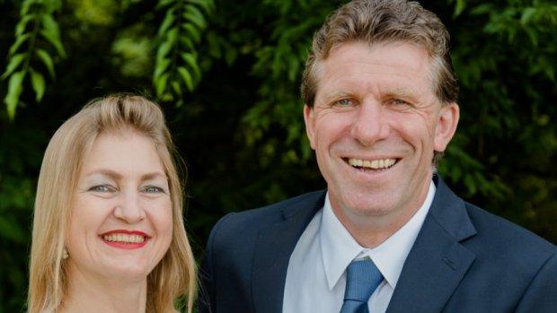 Boer Olke zegt 'I do' tegen zijn nieuwe vrouw Hilda