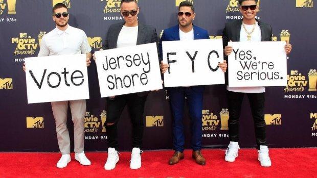 Jersey Shore-ster niet langer aangeklaagd