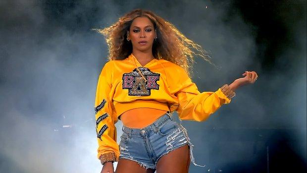 Beyoncé deelt transformatie met haar fans