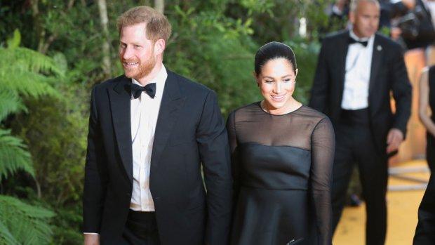 Buren mogen niet met prins Harry en Meghan praten