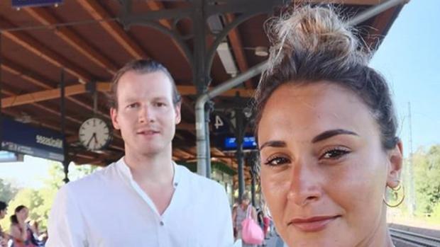 Guido Spek en Dilan Yurdakul vieren samen vakantie