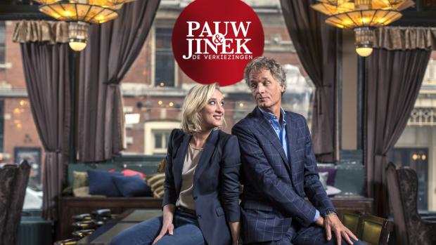 'Jinek en Pauw voortaan vroeger op de avond'