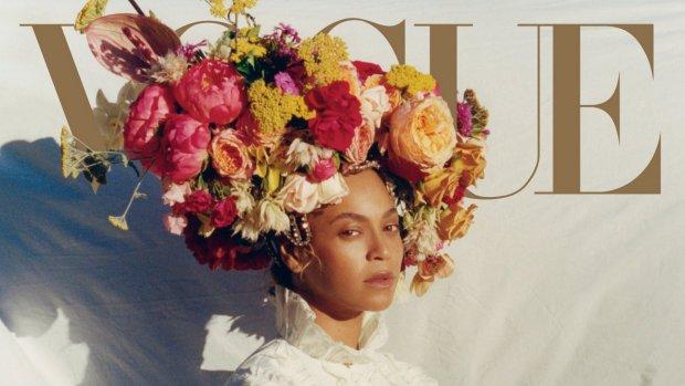 Beyoncé's Vogue-portret nu te zien in museum