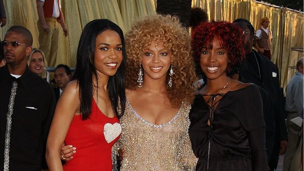 Kelly Rowland: 'Ik ben niet gebeld voor Destiny's Child-reünie'