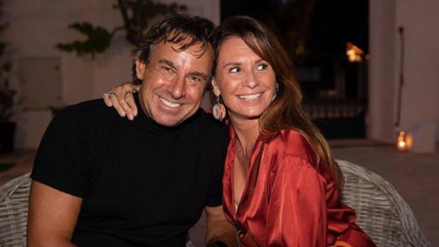 ZIEN: Vakantiefoto's van de Borsato's om verliefd op te worden