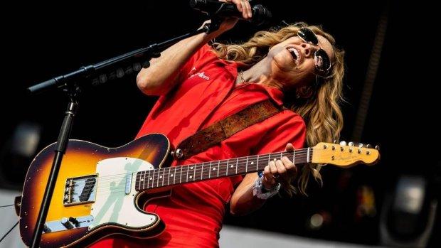 Sheryl Crow zag 'vreemde dingen' tijdens tournee Michael Jackson
