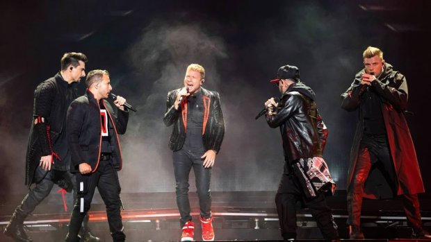 Fans Backstreet Boys woest door gestaakt concert