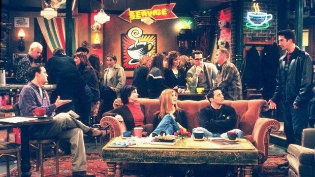 Aapje uit Friends opnieuw te zien in televisieserie