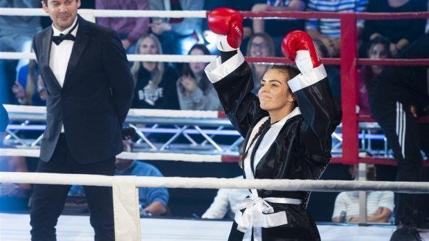 Laura Ponticorvo stapt opnieuw de boksring in