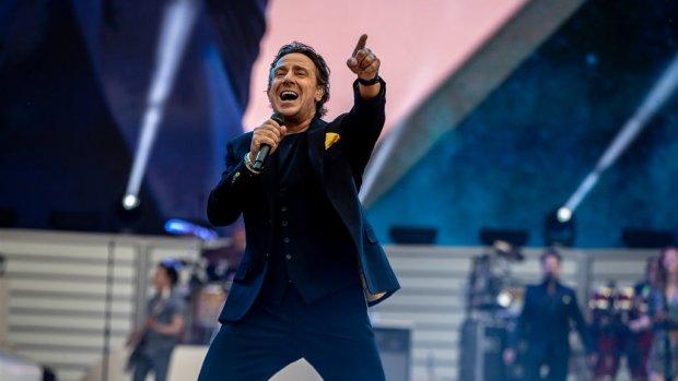 Marco Borsato een echt familiemens: óók voor The Voice