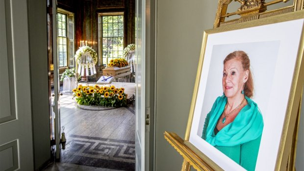 Koninklijke familie blij met steun na overlijden prinses Chris...