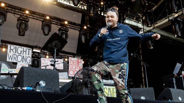 Arjen Lubach wil optreden tijdens jubileumsfeest De Kast