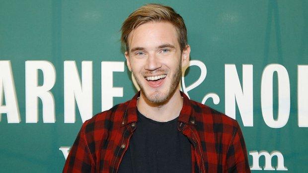 YouTuber PewDiePie heeft 100 miljoen abonnees