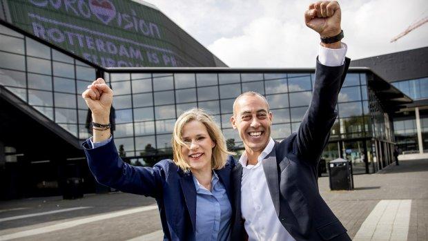 Zó duur zijn de kamers in Rotterdam tijdens songfestival