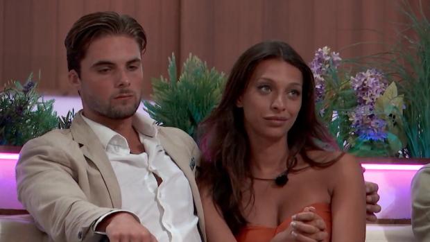 Zijn Love Island-Sha en Jaap nog aan het daten?