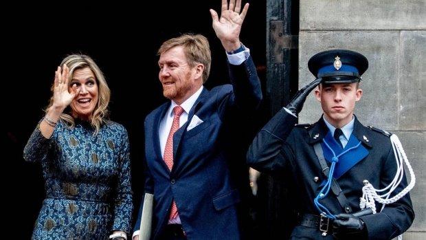 Willem-Alexander heeft vertrouwen in Eurovisiesongfestival