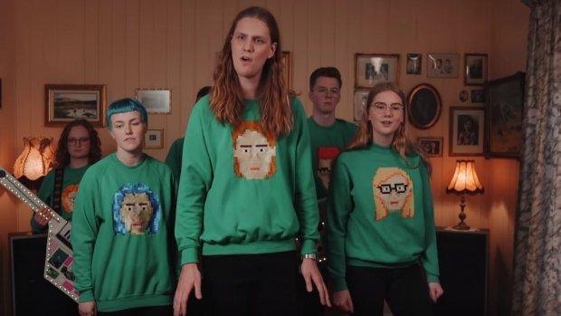 Dit opvallende IJslandse lied lijkt nu al songfestival-favoriet