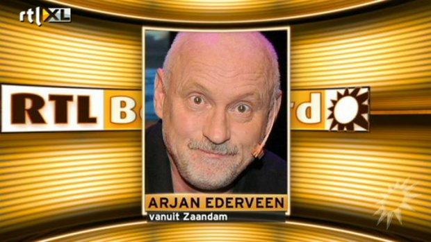 Repetitie kost Arjan Ederveen bijna zijn knie