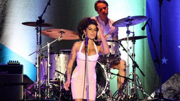 Docu Amy Winehouse vertelt haar hectische leven