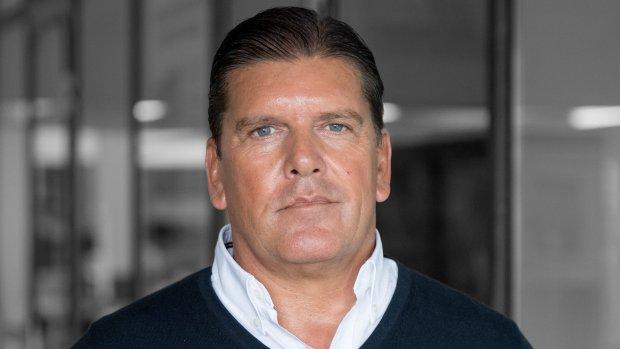 Frank Masmeijer loopt weg: 'Ik kan het niet meer aan'