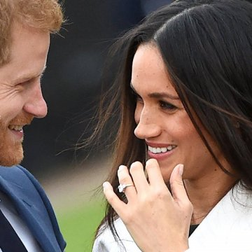 Royal wedding van Harry en Meghan