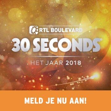 Speel een potje RTL Boulevard 30 Seconds