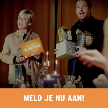 Meld jezelf nu aan voor RTL Boulevard 30 Seconds