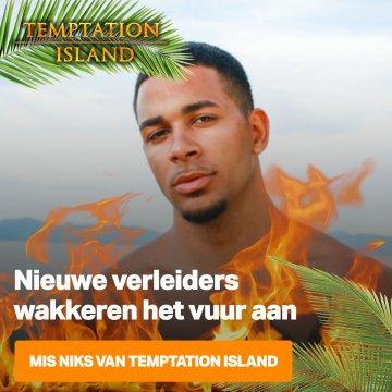 Hier lees je álles over Temptation Island