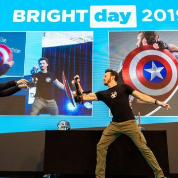 Bright Day 2019