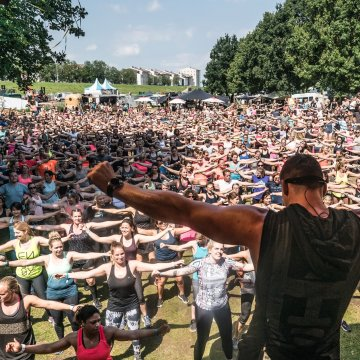 Healthy Fest Weekend 2020