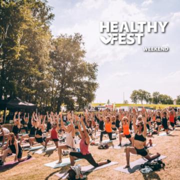 Healthy Fest Weekend