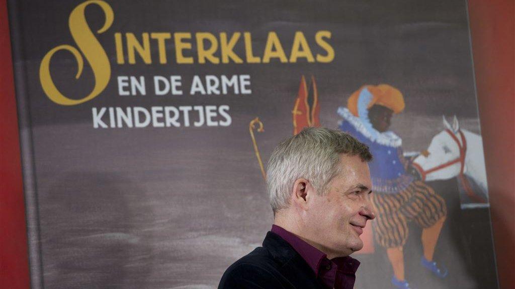 Herman Finkers Brengt Sinterklaasboek Uit Rtl Boulevard