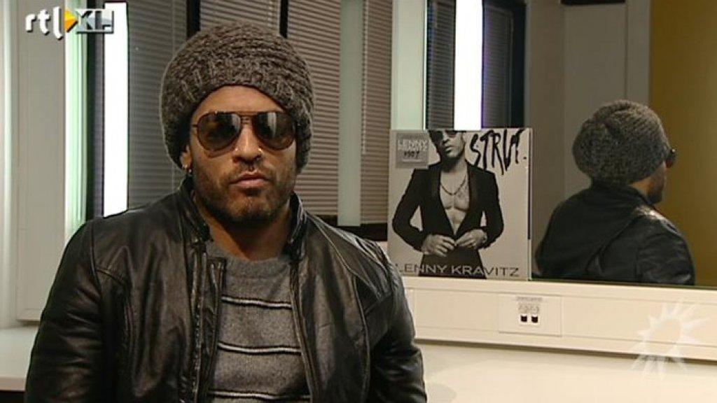 Het Verboden Interview Met Lenny Kravitz Rtl Boulevard