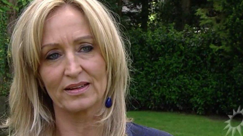 Natasja Froger is witheet: 'Kom niet aan mijn zoon'