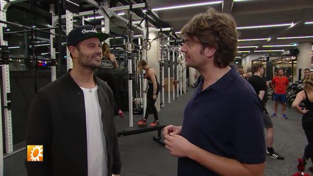 Sterker dan je vriendje: power training van Arie Boomsma