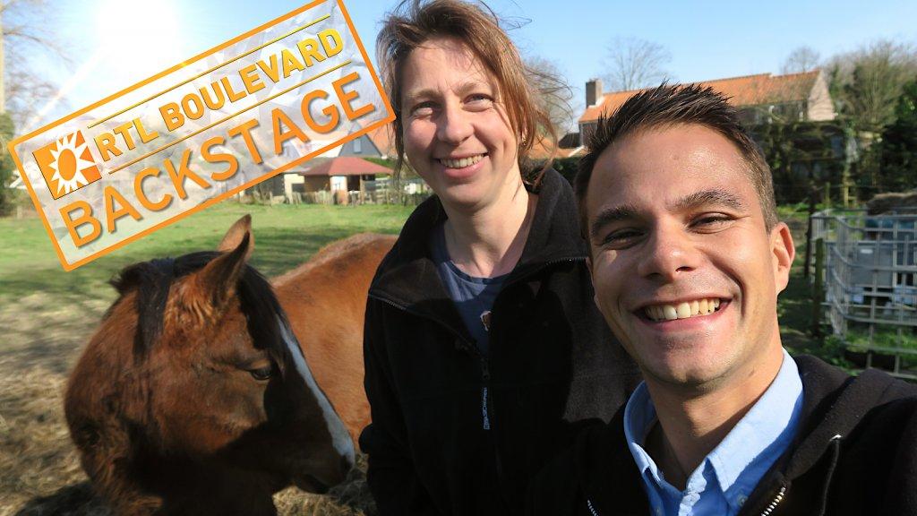 RTL Boulevard Backstage: Bertie keurt potentiële Robinsons