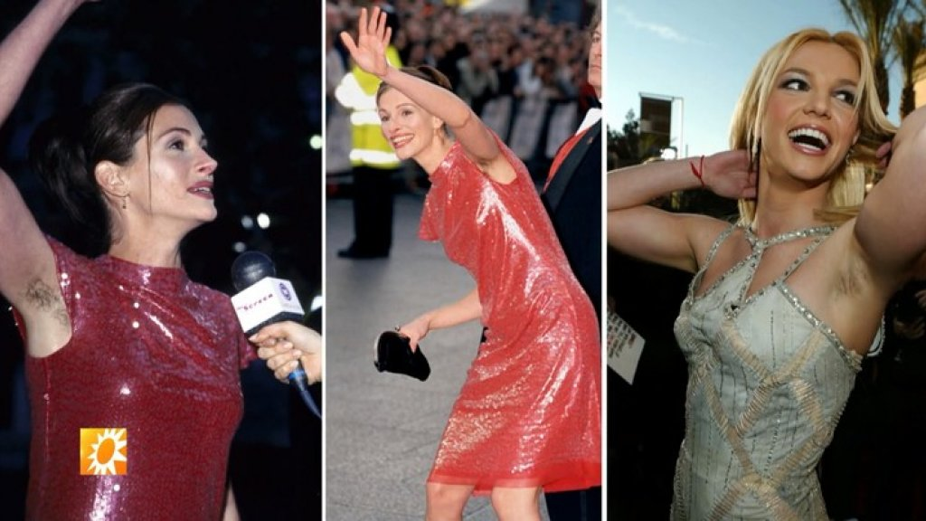 Trend: Vrouwen stop met scheren, haar is in!