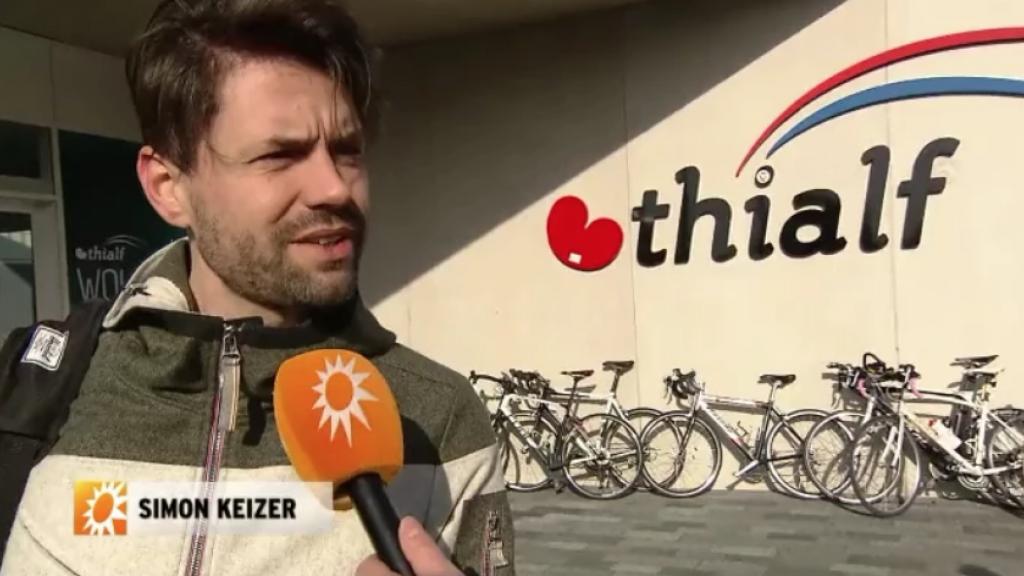 BN'ers gaan het ijs op tijdens Hollandse 100