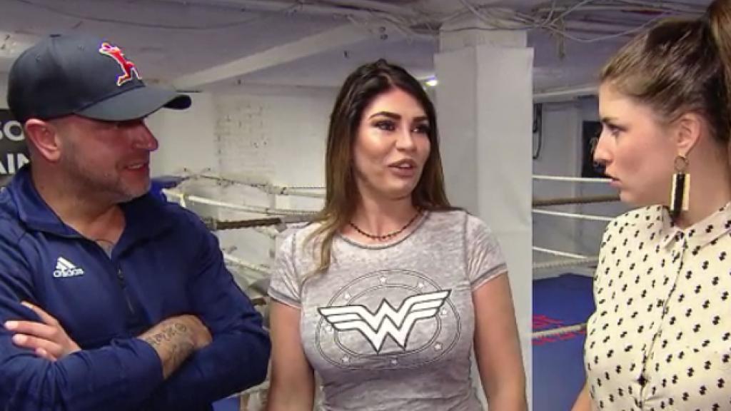 Melisa Schaufeli wil 15 kilo afvallen in 3 maanden